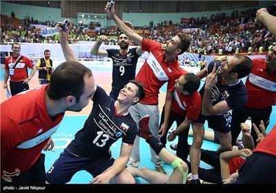 Host Iran Blanks US Volleyball Team 3-0