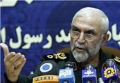 سردار همدانی: تأمین امنیت اسرائیل هدف نهایی دشمنان در حمله به سوریه بود