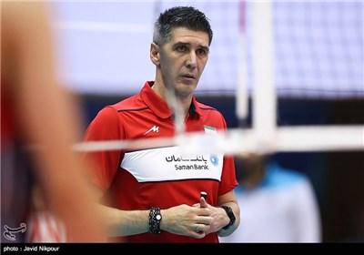 Host Iran Overpowers US Volleyball Team