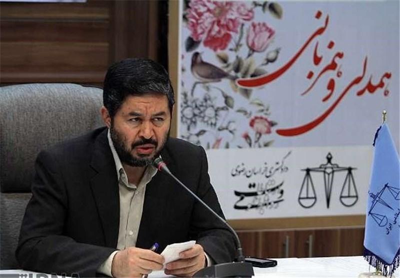 مشهد| کلاهبردار فراری به کشور بازگردانده شد