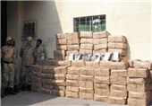 Iranian Police Seize 2 Tons of Illicit Drugs