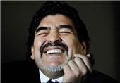 مارادونا برای انتخابات ریاست فیفا کاندیدا میشود