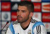 «آندوخار» اردوی تیم ملی آرژانتین را ترک کرد