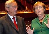 EU's Juncker Sees Progress in Migrant Crisis, Praises Merkel