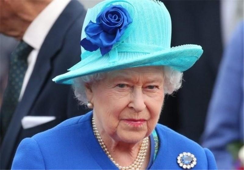 ملکه الیزابت دوم ملکه انگلیس ملکه پادشاهی متحد