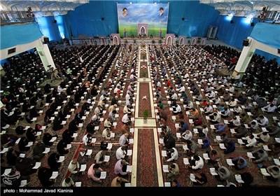 "مراسم قراءة القرآن الکریم فی شهر رمضان المبارک- ""کرمان"""