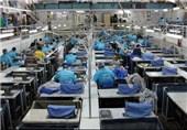 اشتغال مددجویان زندانهای اردبیل توسعه مییابد