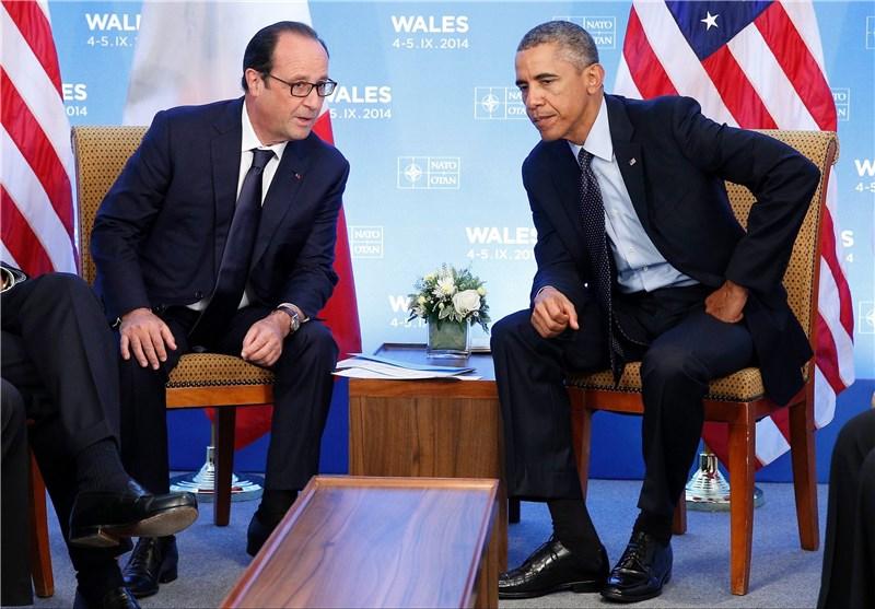 فرانسه قبل از انتقاد به آمریکا مسئله جاسوسیها در کشور خود را حل کند