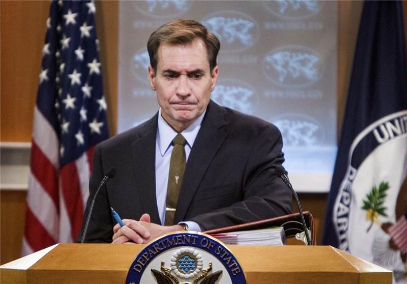سخنگوی وزارت خارجه آمریکا درگذشت آیت الله هاشمی را تسلیت گفت