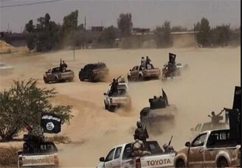 """""""داعش"""" یستقدم تعزیزات إلى الرقة شمال سوریا بعد فرار مسلحیه من المدینة"""