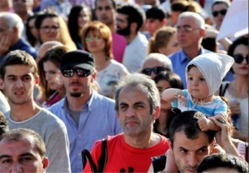 ادامه تظاهرات مردم ارمنستان علیه افزایش قیمت برق