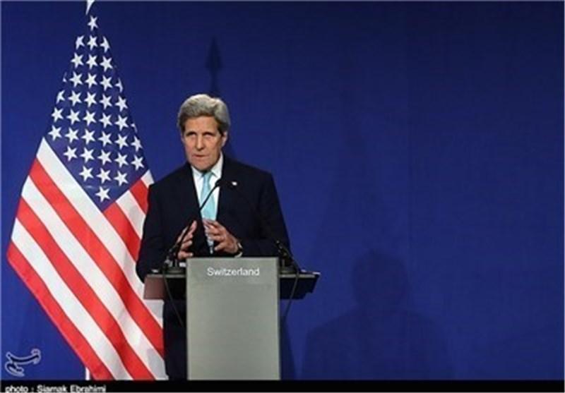کیری: لن نتوصل الى اتفاق مالم تنفذ ایران اتفاق لوزان