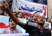 تعداد روزنامه نگاران زندانی در مصر بی سابقه است