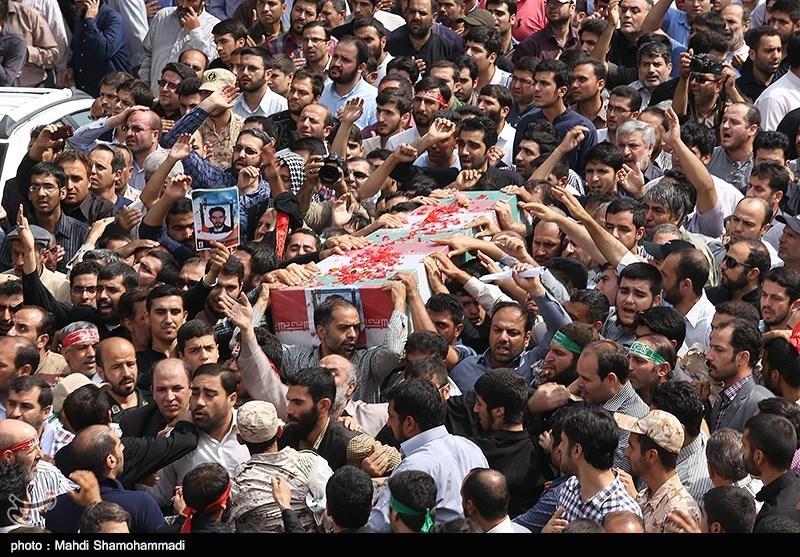 پیکر مطهر چهار شهید مدافع حرم فردا در قم تشییع میشود