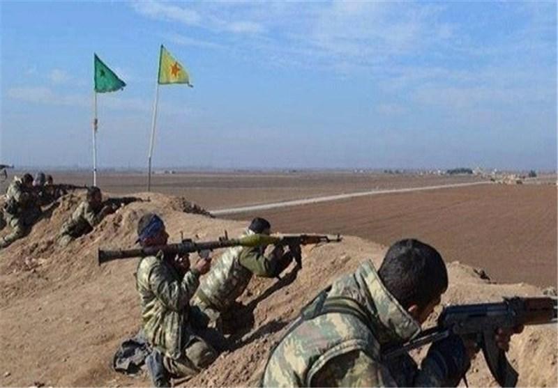 """اشتباکات عنیفة بین """"داعش"""" والوحدات الکردیة عند أطراف """"عین عرب"""" شمال سوریا"""
