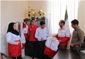قهرمان کرمانی پارالمپیک به جمعیت هلال احمر پیوست