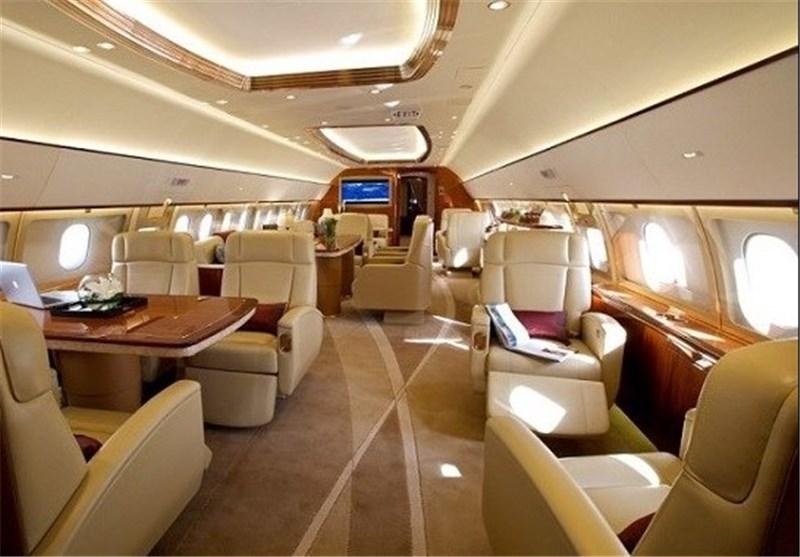 هواپیما لوکس