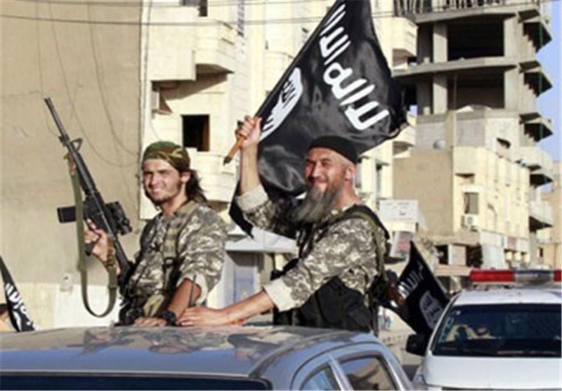 "اشتباکات ضاریة بین داعش والمقاتلین الأکراد فی ""عین العرب"""