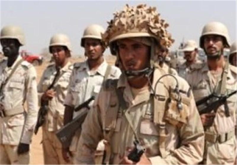 قوات سعودیة