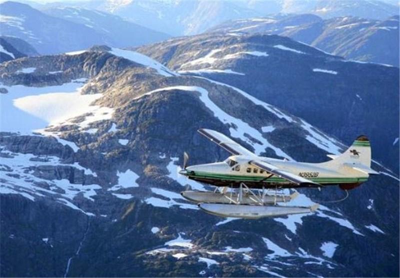 آلاسکا هواپیمای توریستی