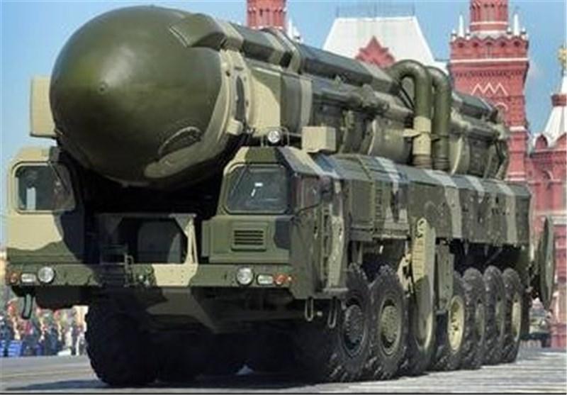 هسته ای موشک روسیه