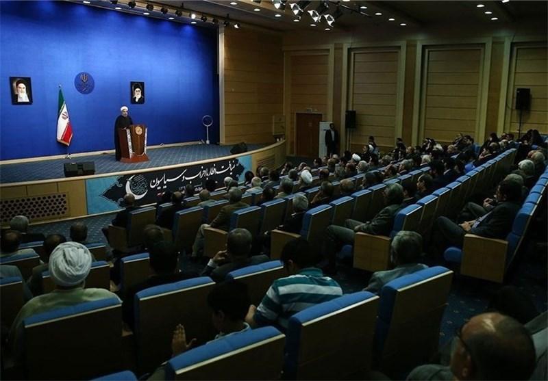 روایت قنبری از جزئیات دیدار احزاب با رئیسجمهور روحانی