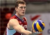 ترکیب تیم ملی والیبال روسیه مشخص شد/ موزرسکی و میخایلوف مقابل ایران