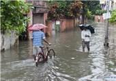 بارانهای شدید و وقوع سیل جان 15 هندی را گرفت
