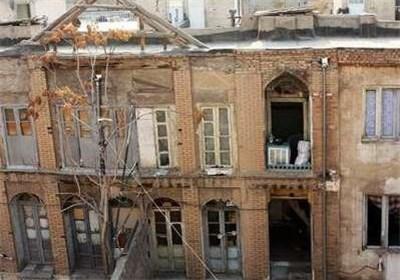 تخریب خانه تاریخی