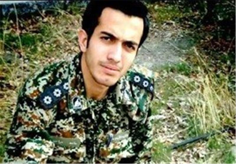 حامد جوانی شهید مدافع حرم