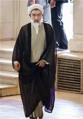 حجتالاسلام مصطفی پورمحمدی وزیر دادگستری در نماز جمعه تهران