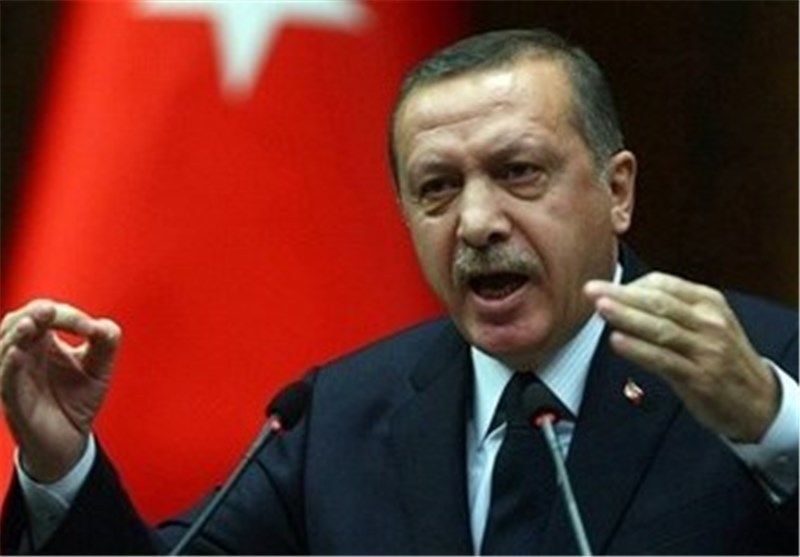 Erdogan Says Turkey Will Fight to End against Terror Attacks