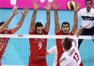 پیروزی ایران بر لهستان در ماراتن نیمهشب