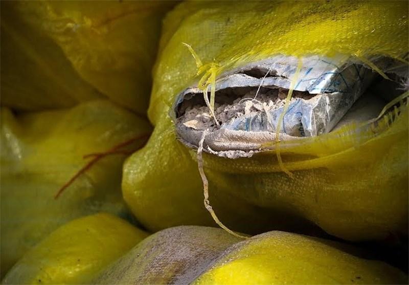 5 تن انواع مواد مخدر در مازندران کشف شد
