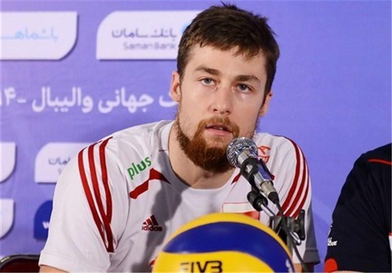 کوبیاک: نظرم در مورد بازیکنان و تماشاگران ایرانی به هیچ وجه تغییر نخواهد کرد