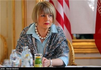 هلگا اشمید: مذاکره مجدد برجام شدنی نیست