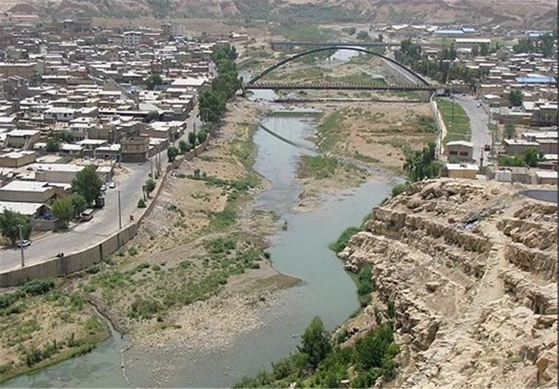 خرم آباد| فاجعه زیست محیطی در لرستان؛ احتمال خشکشدن «کَشکان»+ عکس