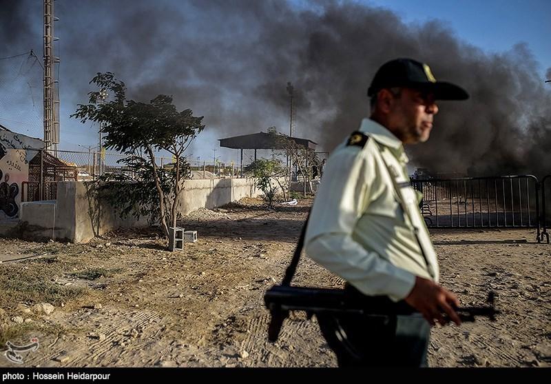 امحای 600 کیلو مواد مخدر در بوشهر