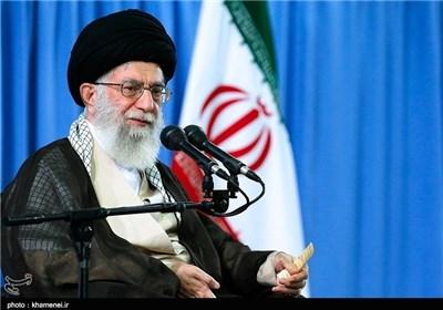 Supreme Leader of the Islamic Revolution Ayatollah Seyed Ali Khamenei