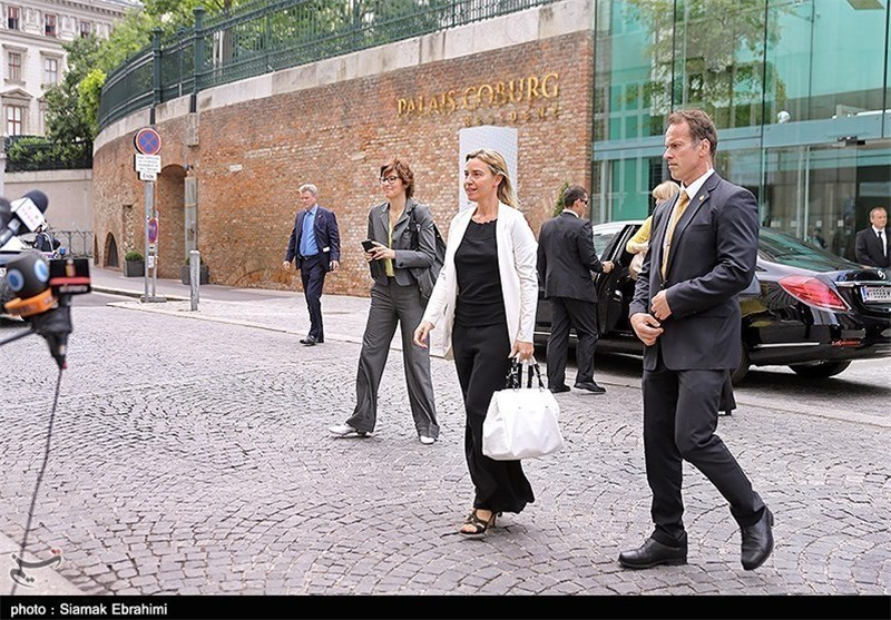 Amano's Visit to Tehran Very Important: EU's Mogherini