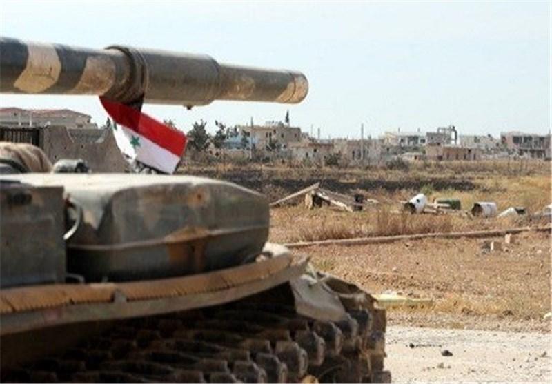 الجیش السوری یمنع الإرهابیین من التقدم جنوب البلاد واشتباک فی صفوف الجماعات المسلحة