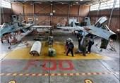 یک فروند هواپیمای c-130 در پایگاه شهید دوران اورهال شد