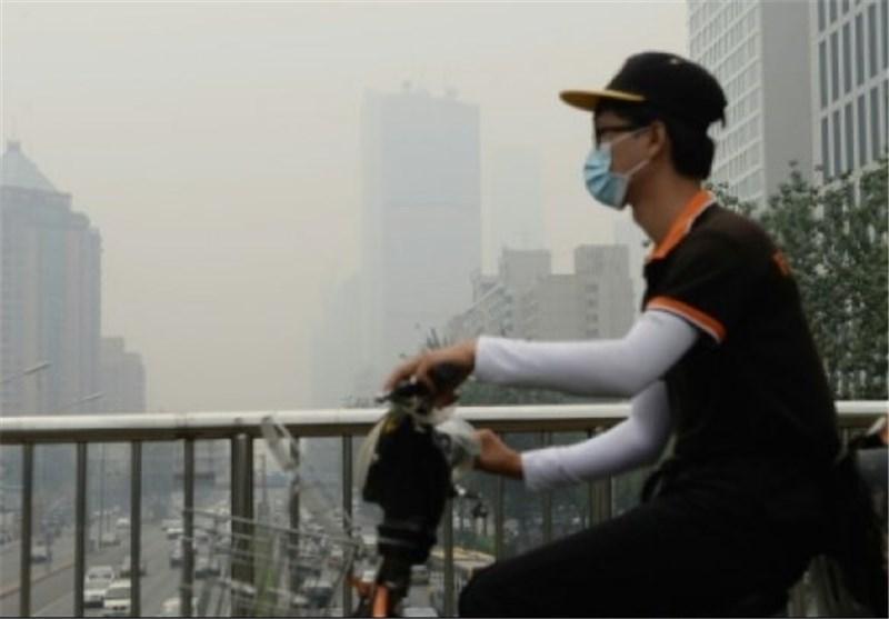 آلودگی هوا چین
