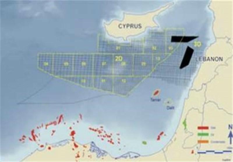 تحرکات صهیونیة جدیدة لسرقة مخزون النفط والغاز اللبنانی