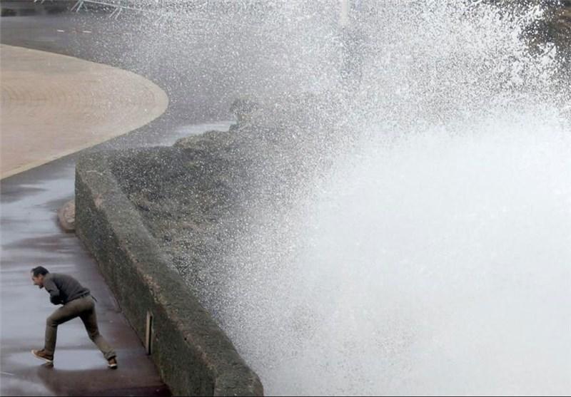 هواشناسی قشم: شرایط متلاطم آبهای جزایر تا چهارشنبه ادامه دارد