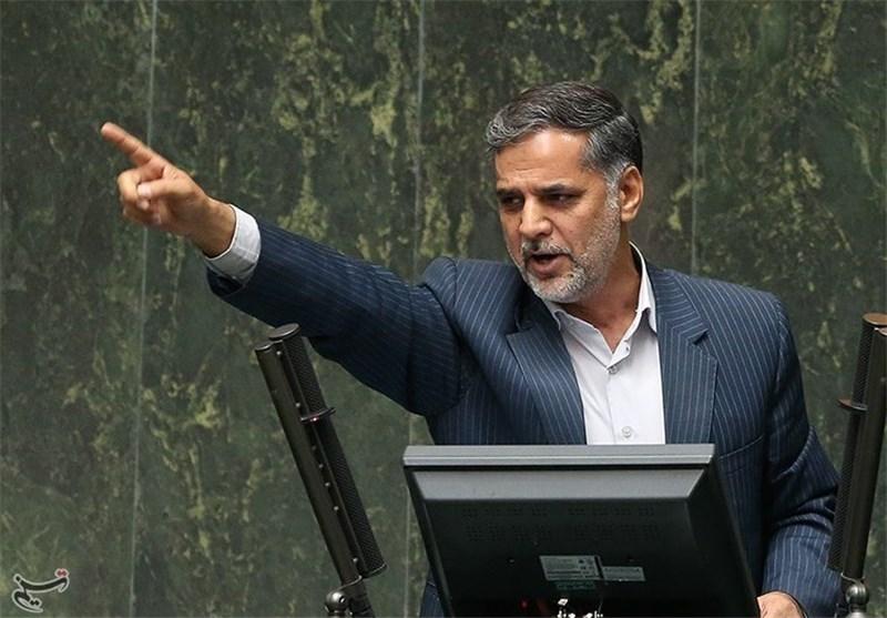 بررسی FATF در مجلس|انتقاد تند نقویحسینی از لاریجانی درباره بررسی یکی از لوایح FATF