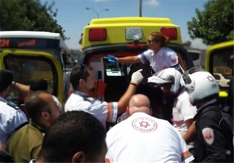 طعن مجندة صهیونیة على حاجز قبة راحیل جنوب القدس المحتلة