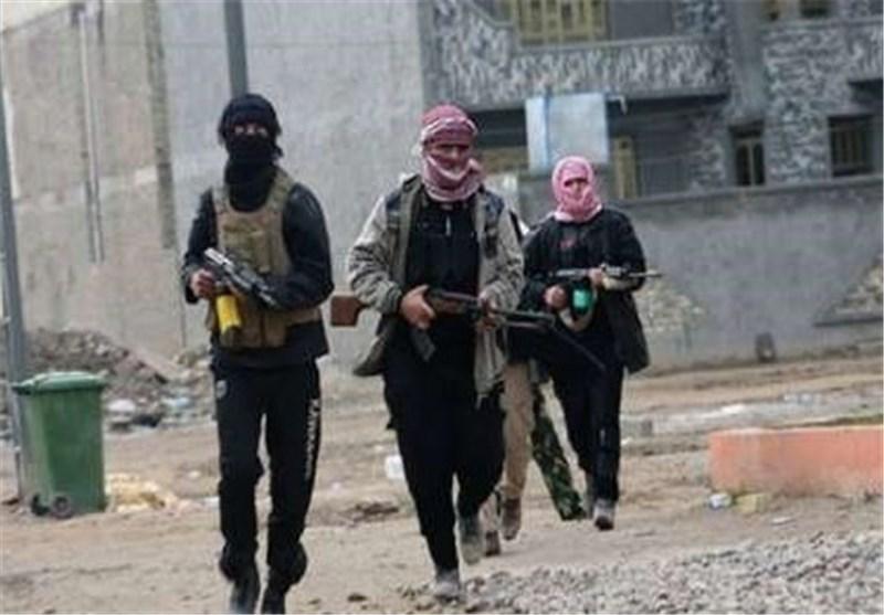 حرب شوارع بین عناصر داعش المحلیین والاجانب غربی الانبار