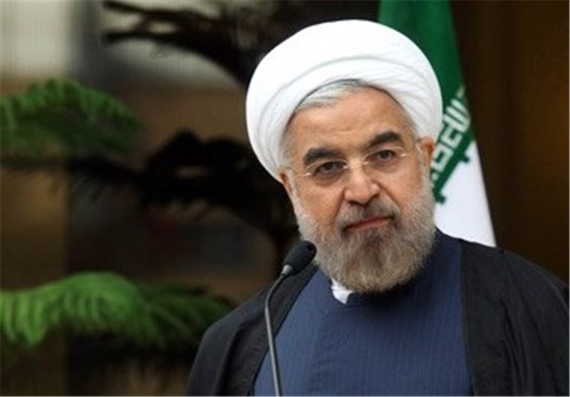 Iran's Negotiating Team Defending Country's Rights: President