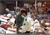توقیف کامیون با کالاهای قاچاق 2 میلیاردی در زاهدان